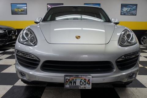 2013 Porsche Cayenne for sale in Honolulu, HI