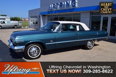 1963 Chevrolet Impala for sale in Washington, IL