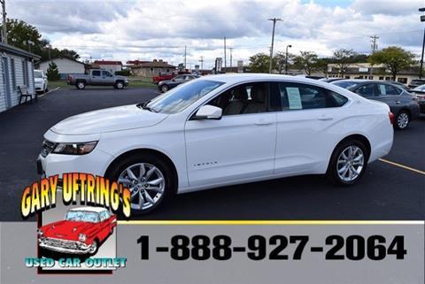 2017 Chevrolet Impala for sale in Washington, IL