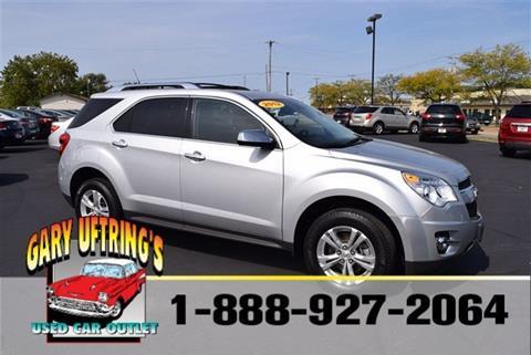 2012 Chevrolet Equinox for sale in Washington, IL