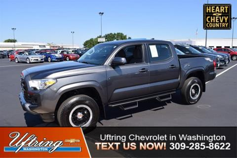 2016 Toyota Tacoma for sale in Washington, IL