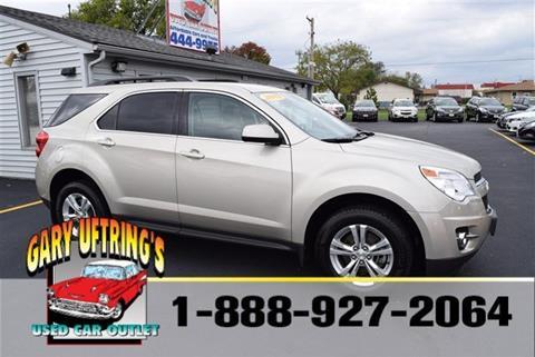 2013 Chevrolet Equinox for sale in Washington, IL
