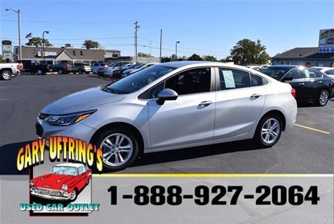 2017 Chevrolet Cruze for sale in Washington, IL