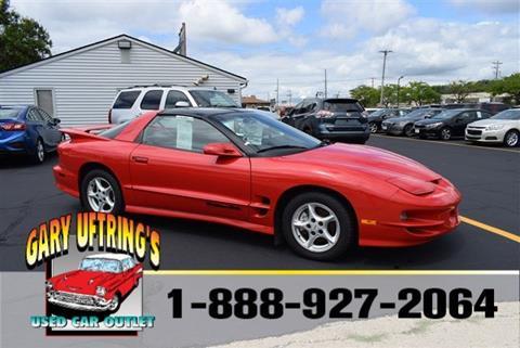 2001 Pontiac Firebird for sale in Washington, IL
