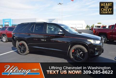 2019 Chevrolet Traverse for sale in Washington, IL