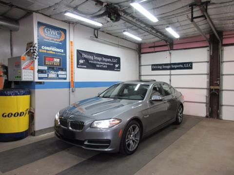 2014 BMW 5 Series for sale in Farmington, CT