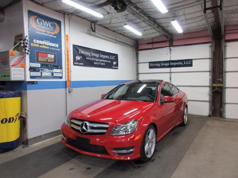 2013 Mercedes-Benz C-Class for sale in Farmington, CT