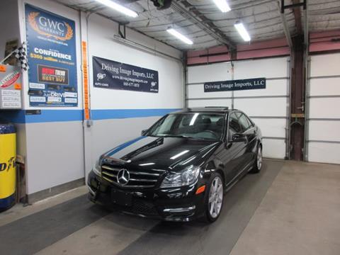 2014 Mercedes-Benz C-Class for sale in Farmington, CT