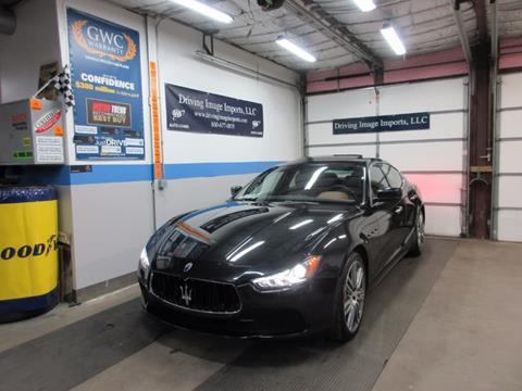 2014 Maserati Ghibli for sale in Farmington, CT