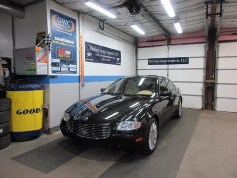 2006 Maserati Quattroporte for sale in Farmington, CT