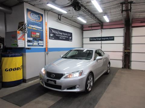 2010 Lexus IS 350C for sale in Farmington, CT
