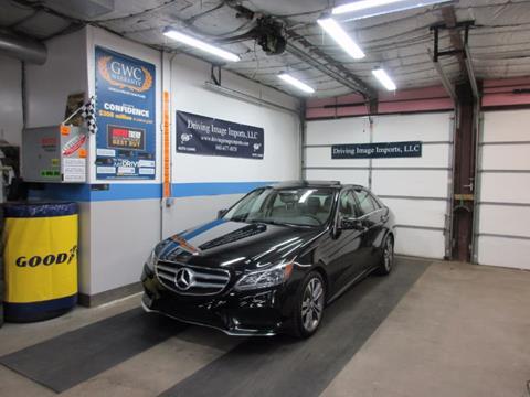 2016 Mercedes-Benz E-Class for sale in Farmington, CT