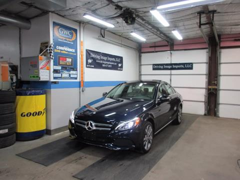 2015 Mercedes-Benz C-Class for sale in Farmington, CT