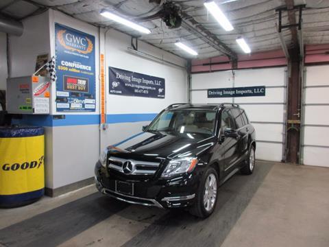 2015 Mercedes-Benz GLK for sale in Farmington, CT