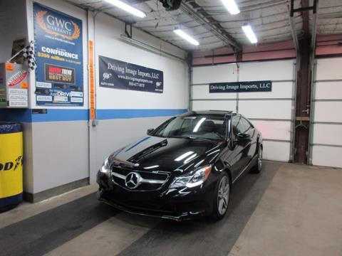 2014 Mercedes-Benz E-Class for sale in Farmington, CT