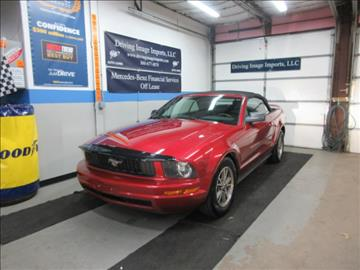 2005 Ford Mustang for sale in Farmington, CT