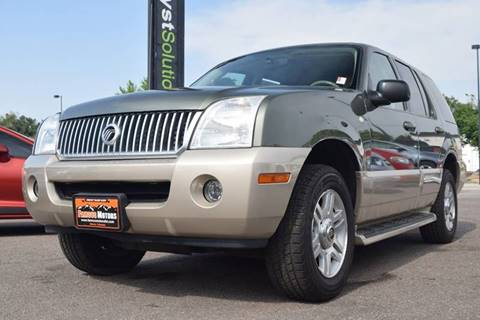 2004 Mercury Mountaineer for sale in Denver, CO