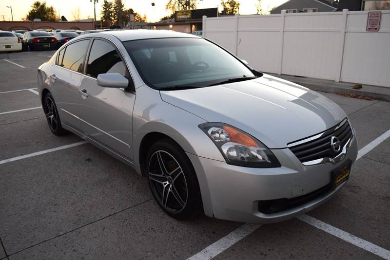 2007 Nissan Altima 25 S 4dr Sedan 25l I4 Cvt In Denver Co