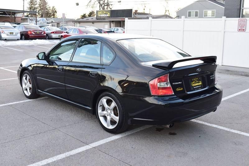 2005 Subaru Legacy Awd 25 Gt Limited 4dr Turbo Sedan In Denver Co
