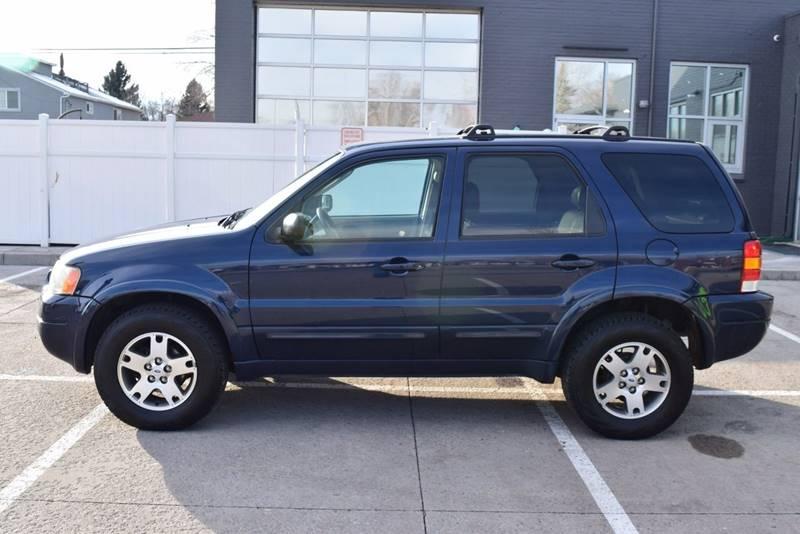 2004 Ford Escape Limited 4wd 4dr Suv In Denver Co Famous Motorsrhfamousmotorsltd: 2004 Ford Escape Radio At Taesk.com