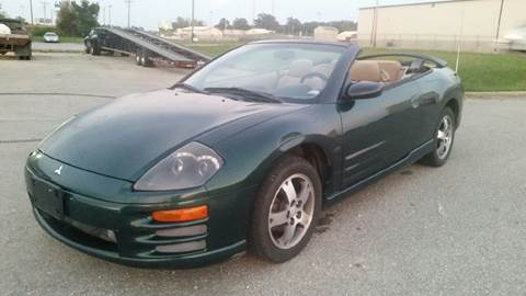2002 Mitsubishi Eclipse Spyder for sale in Lebanon, MO