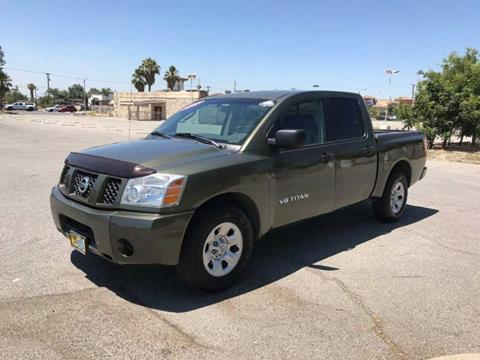 2005 Nissan Titan for sale in Fontana, CA