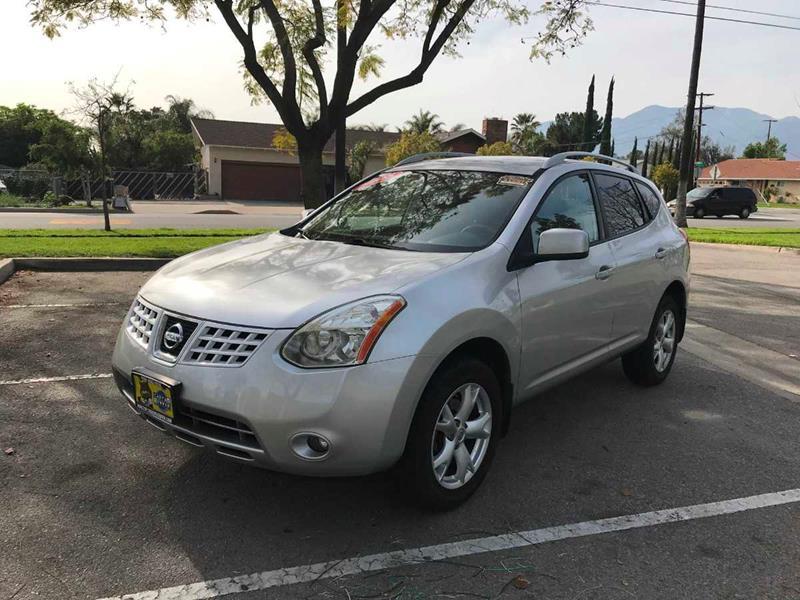 2008 Nissan Rogue For Sale At Topline Auto Plex In Fontana CA