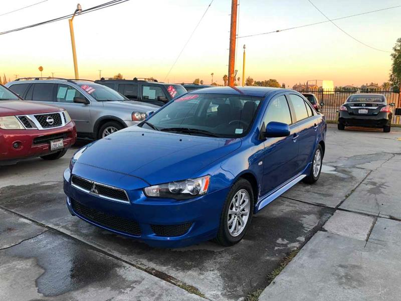 2011 Mitsubishi Lancer For Sale At Topline Auto Plex In Fontana CA