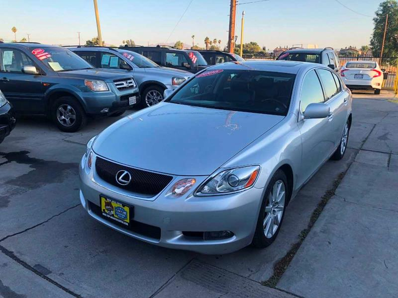 2006 Lexus GS 300 For Sale At Topline Auto Plex In Fontana CA