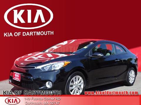 2014 Kia Forte Koup for sale in North Dartmouth, MA