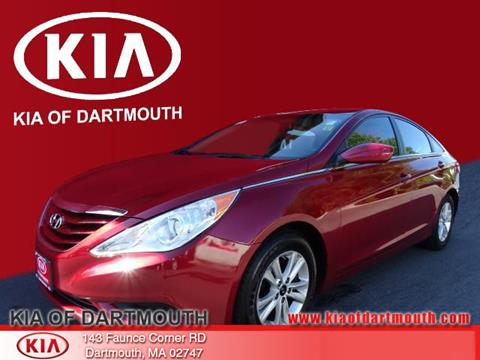 2013 Hyundai Sonata for sale in North Dartmouth, MA