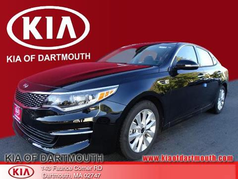 2018 Kia Optima for sale in North Dartmouth, MA
