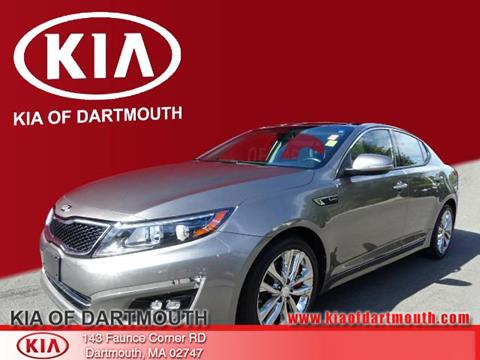 2014 Kia Optima for sale in North Dartmouth, MA