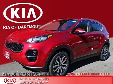 2018 Kia Sportage for sale in North Dartmouth, MA