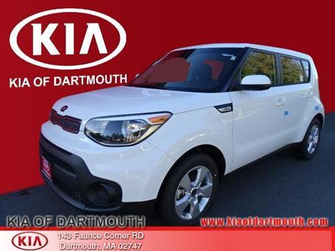 2018 Kia Soul for sale in North Dartmouth, MA