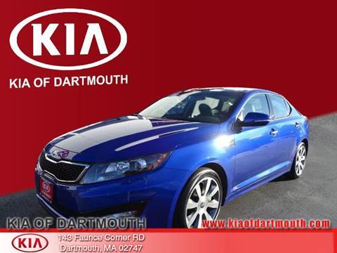 2013 Kia Optima for sale in North Dartmouth, MA