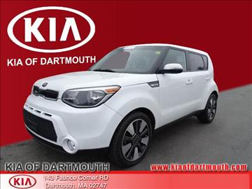 2014 Kia Soul for sale in North Dartmouth, MA