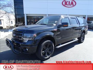 2014 Ford F-150 for sale in North Dartmouth, MA