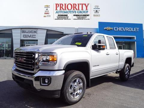 2018 GMC Sierra 2500HD for sale in S. Attleboro, MA