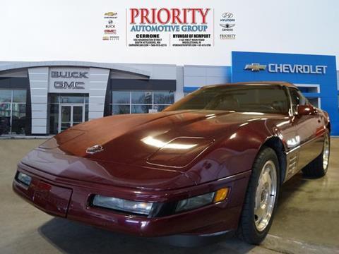 1993 Chevrolet Corvette for sale in S. Attleboro, MA