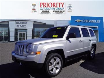 2012 Jeep Patriot for sale in S. Attleboro, MA