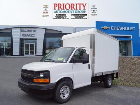 2017 Chevrolet Express Cutaway for sale in S. Attleboro, MA