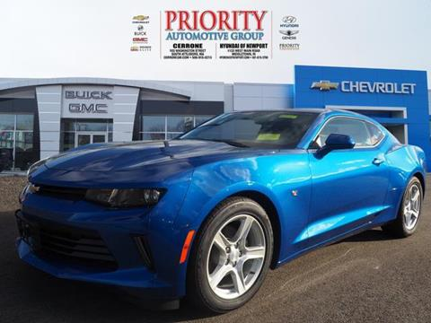 2018 Chevrolet Camaro for sale in S. Attleboro, MA