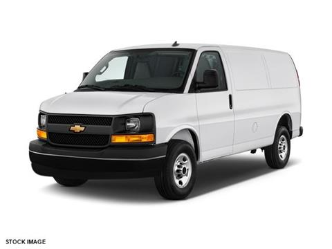 2017 Chevrolet Express Cargo for sale in S. Attleboro, MA
