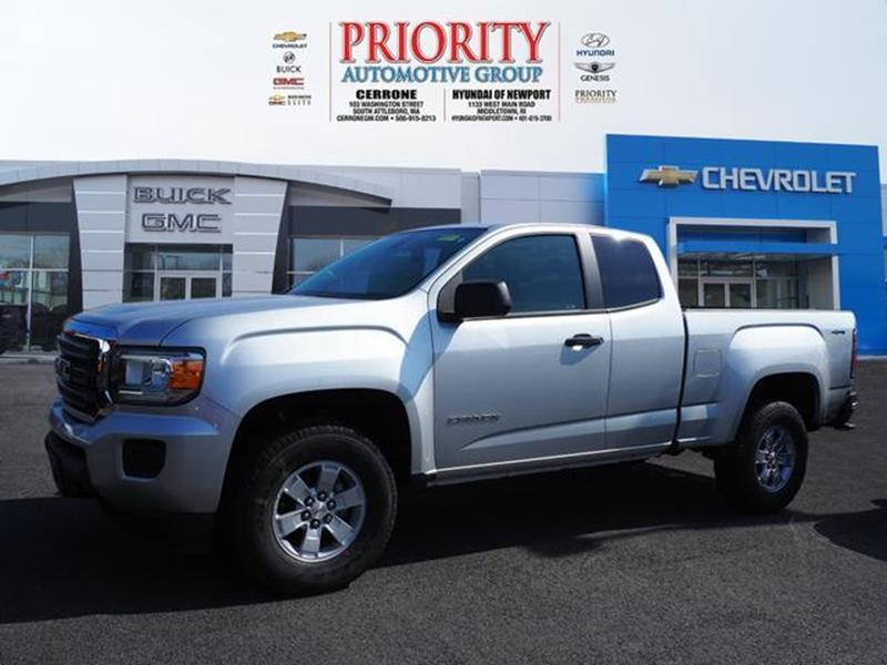 2018 gmc canyon 4x4 4dr extended cab 6 ft lb in s. Black Bedroom Furniture Sets. Home Design Ideas