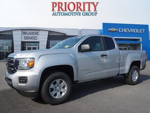 2019 GMC Canyon for sale in S. Attleboro, MA