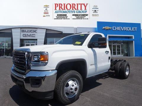 2016 GMC Sierra 3500HD for sale in S. Attleboro, MA