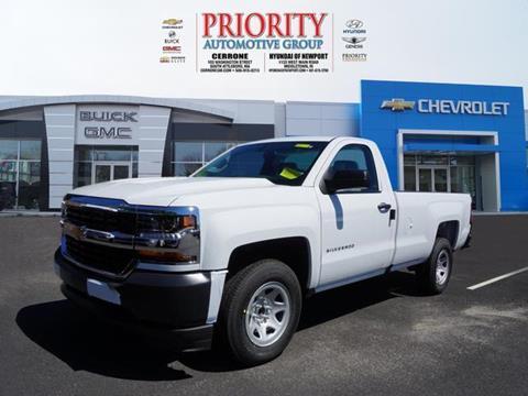 2016 Chevrolet Silverado 1500 for sale in S. Attleboro, MA