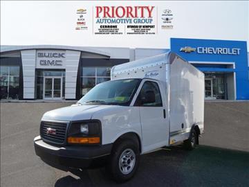 2016 GMC Savana Cutaway for sale in S. Attleboro, MA