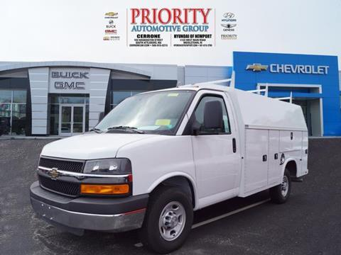2016 Chevrolet Express Cutaway for sale in S. Attleboro, MA